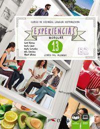 EXPERIENCIAS 13 (B2) MODULAR LIBRO DEL ALUMNO