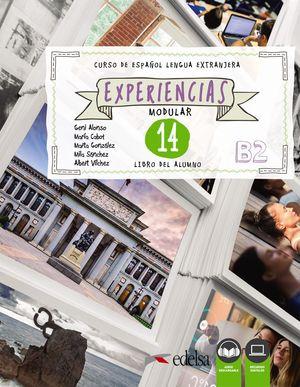EXPERIENCIAS 14 (B2) MODULAR LIBRO DEL ALUMNO