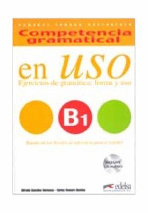 COMPETENCIA GRAMATICAL EN USO (B1)