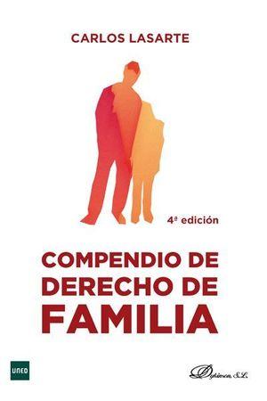 COMPENDIO DE DERECHO DE FAMILIA 4ª.EDICION