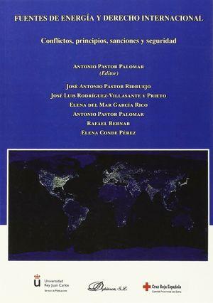 FUENTES DE ENERGÍA Y DERECHO INTERNACIONAL: CONFLICTOS, PRINCIPIOS, SANCIONES Y