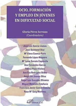 OCIO, FORMACION Y EMPLEO EN JOVENES EN DIFICULTAD SOCIAL