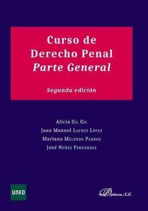 CURSO DE DERECHO PENAL. PARTE GENERAL