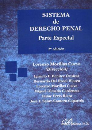 SISTEMA DE DERECHO PENAL, PARTE ESPECIAL (2016)