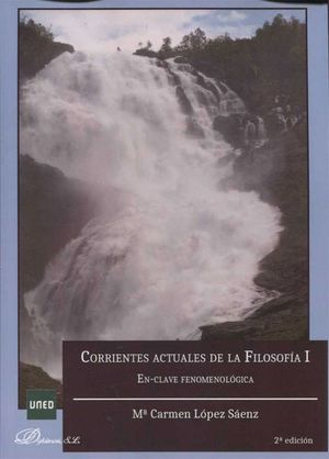 CORRIENTES ACTUALES DE FILOSOFIA I