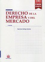 DERECHO DE LA EMPRESA Y DEL MERCADO 3ª EDICION 2014