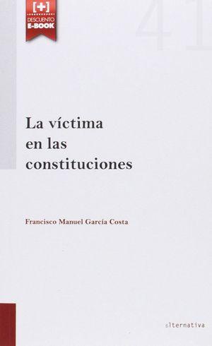 LA VICTIMA EN LAS CONSTITUCIONES