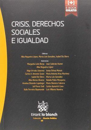 CRISIS, DERECHOS SOCIALES E IGUALDAD