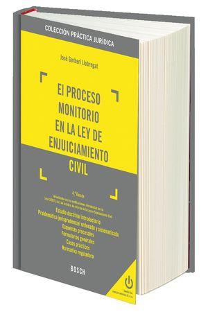 EL PROCESO MONITORIO EN LA LEY DE ENJUICIAMIENTO CIVIL 2015