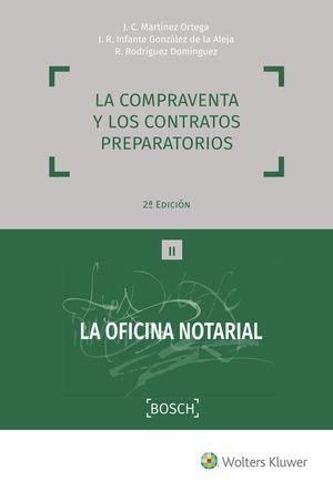 LA COMPRAVENTA Y LOS CONTRATOS PREPARATORIOS (2ª EDICIÓN)
