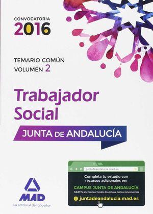 TRABAJADORES SOCIALES DE LA JUNTA DE ANDALUCÍA.