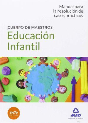 CUERPO DE MAESTROS INFANTIL CASOS PRACTICOS