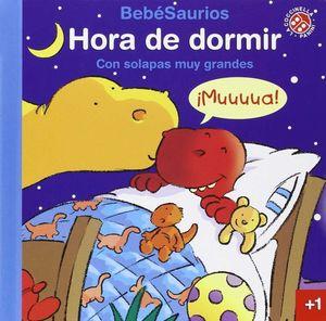 HORA DE DORMIR