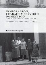 INMIGRACION, TRABAJO Y SERVICIO DOMESTICO
