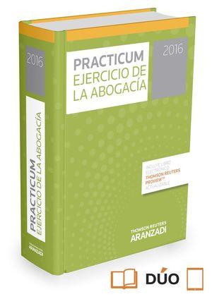 PRACTICUM EJERCICIO DE LA ABOGACIA (2016)