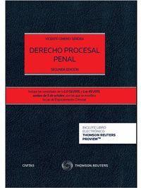 DERECHO PROCESAL PENAL (2ª EDICION)