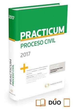 PRACTICUM PROCESO CIVIL 2017