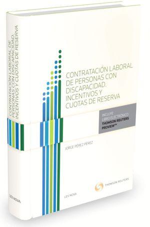 CONTRATACION LABORAL DE PERSONAS CON DISCAPACIDAD.