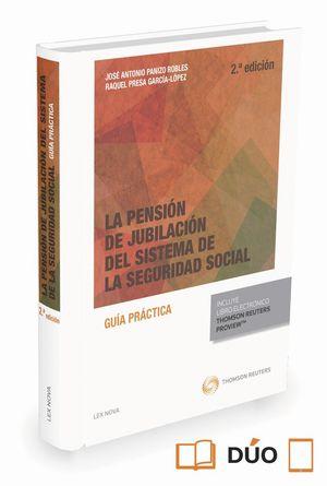 LA PENSION DE JUBILACION DEL SISTEMA DE LA SEGURIDAD SOCIAL