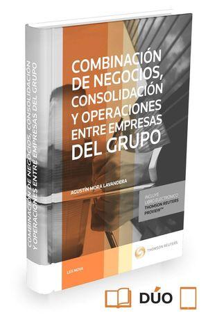 COMBINACION DE NEGOCIOS, CONSOLIDACION Y OPERACIONES ENTRE