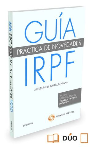 GUIA PRACTICA DE NOVEDADES IRPF