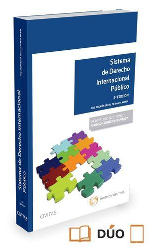 SISTEMA DE DERECHO INTERNACIONAL PÚBLICO (PAPEL+E-BOOK)