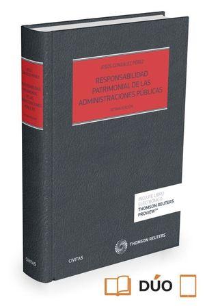 RESPONSABILIDAD PATRIMONIAL DE LAS ADMINISTRACIONES PUBLICAS