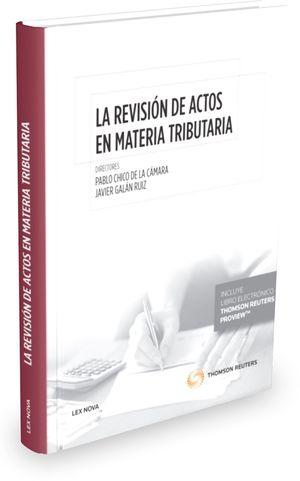 REVISION DE LOS ACTOS EN MATERIA TRIBUTARIA