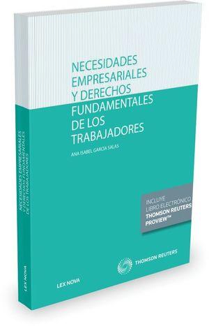 NECESIDADES EMPRESARIALES Y DERECHOS FUNDAMENTALES DE LOS