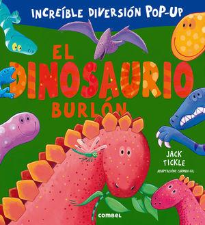 EL DINOSAURIO BURLÓN (POP-UP)