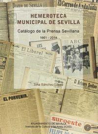 HEMEROTECA MUNICIPAL DE SEVILLA.
