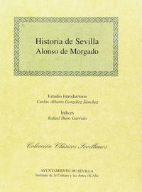 HISTORIA DE SEVILLA