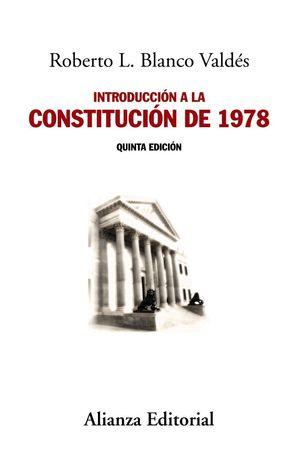 INTRODUCCION A LA CONSTITUCION DE 1978