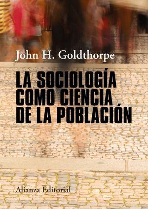 LA SOCIOLOGIA COMO CIENCIA DE LA POBLACION