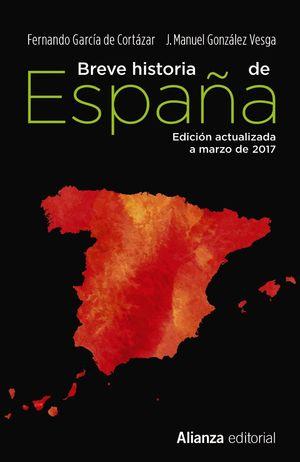 BREVE HISTORIA DE ESPAÑA (2017)