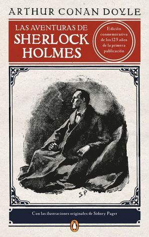 LAS AVENTURAS DE SHERLOCK HOLMES (EDICION ILUSTRADA)