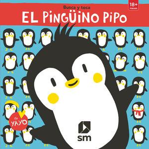 EL PINGÜINO PIPO. BUSCA Y TOCA