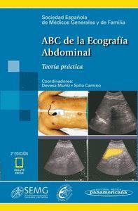ABC DE LA ECOGRAFÍA ABDOMINAL (INCLUYE EBOOK)
