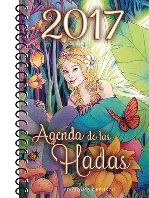 AGENDA 2017 DE LAS HADAS (ESPIRAL)