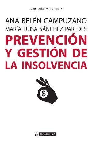 PREVENCION Y GESTION DE LA INSOLVENCIA
