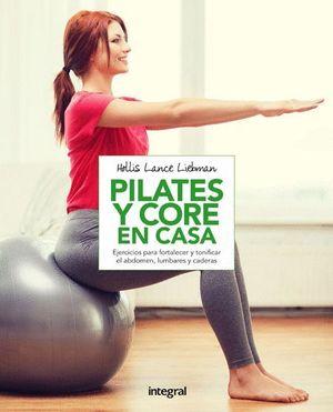 PILATES Y CORE EN CASA