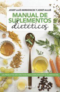MANUAL DE SUPLEMENTOS DIETÉTICOS