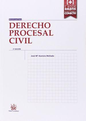 DERECHO PROCESAL CIVIL (2015)