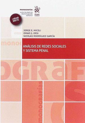 ANALISIS DE REDES SOCIALES Y SISTEMA PENAL