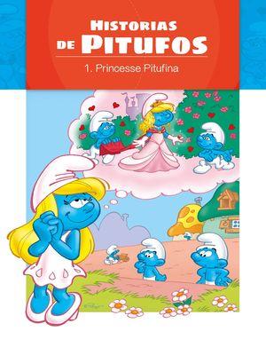 LOS PITUFOS- HISTORIAS DE PITUFOS - PRINCESA PITUFINA