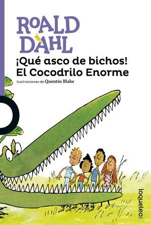 QUE ASCO DE BICHOS! EL COCODRILO JUV16