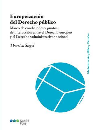 EUROPEIZACION DEL DERECHO PUBLICO