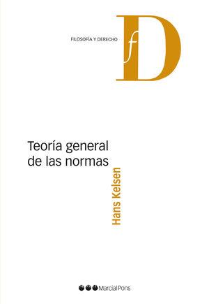 TEORÍA GENERAL DE LAS NORMAS
