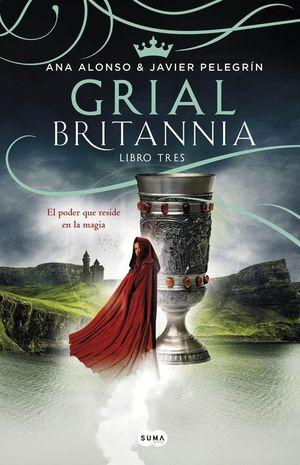 GRIAL (BRITANNIA LIBRO 3)
