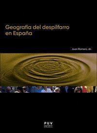 GEOGRAFÍA DEL DESPILFARRO EN ESPAÑA